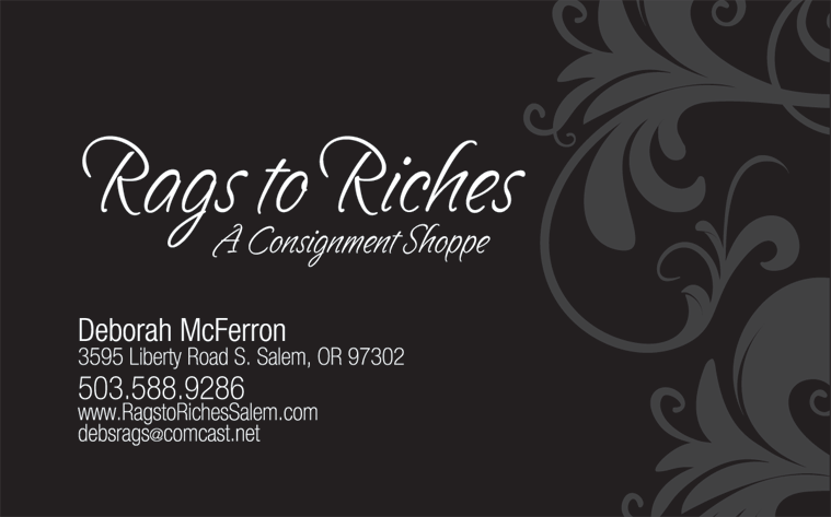 Rags To Riches Consignment Shoppe